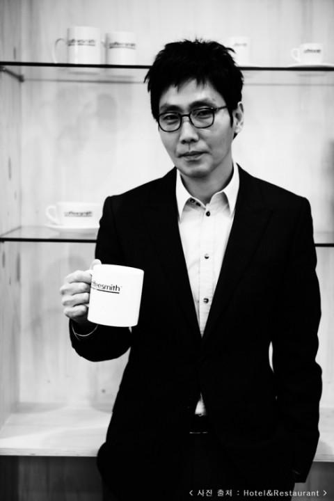 커피스미스 손태영 대표, 차별화된 컨셉으로 승부