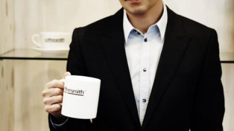 손태영 커피스미스 대표, 커피스미스만의 매력 보여주고 싶었죠