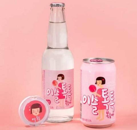 하이트진로, 박태윤과 '이슬톡톡 화장품' 마케팅