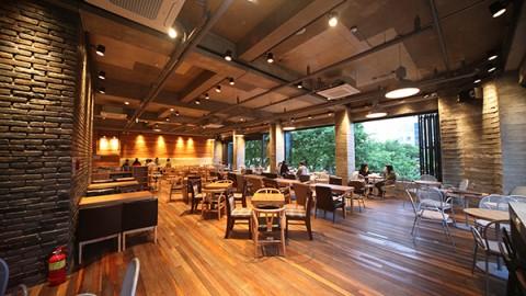 커피스미스, 신생 상권 공략 강화..대형 콘셉트 매장 오픈