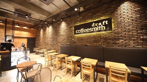 커피스미스 드래프트, 충무로에 1호점 오픈…200여개 가맹점 개설 목표