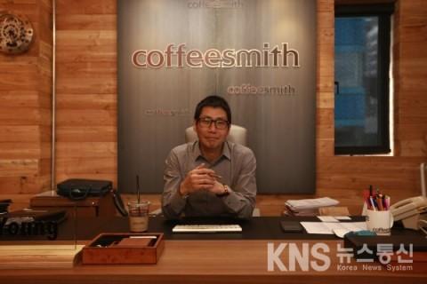 글로벌 커피 브랜드 커피스미스, 아시아 및 두바이 이란 등 중동지역 진출