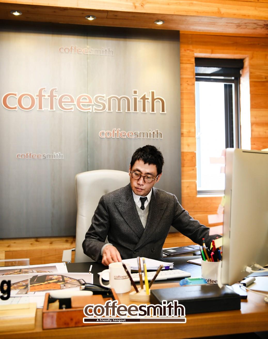 커피스미스 손태영 대표