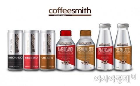 커피스미스 RTD 음료 출시!