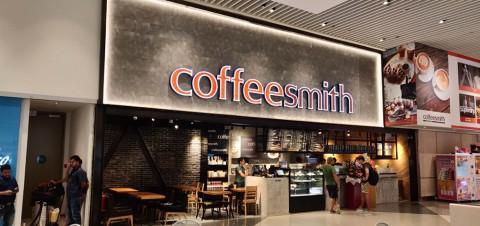 커피스미스 싱가포르 3호점_선택시티몰점 오픈