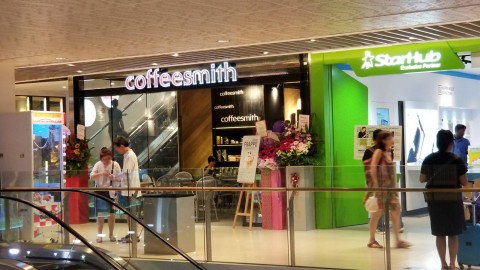 coffeesmith in Singapore _  Bedok Mall