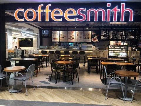 커피스미스 싱가포르 4호점_ 노스포인트시티몰점 오픈
