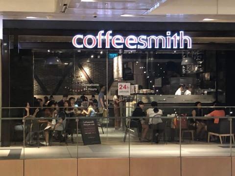 커피스미스 싱가포르 5호점 웨스트게이트점 오픈