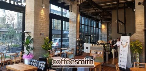 커피스미스 부산 해운대 라비드아틀란점 오픈