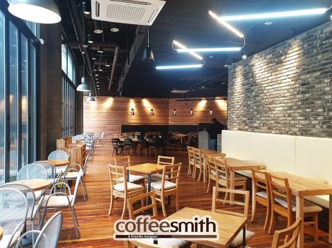 커피스미스, 분당CGV오리점으로 2020년 오픈 스타트